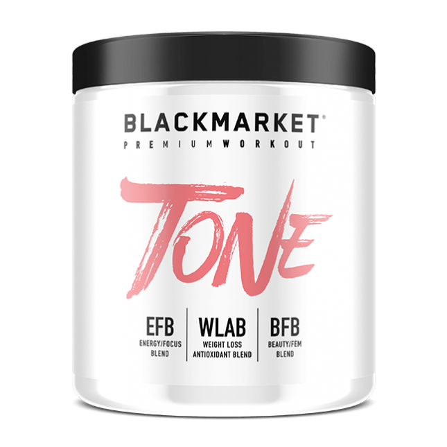 Blackmarket Labs, Tone, 30 Servings