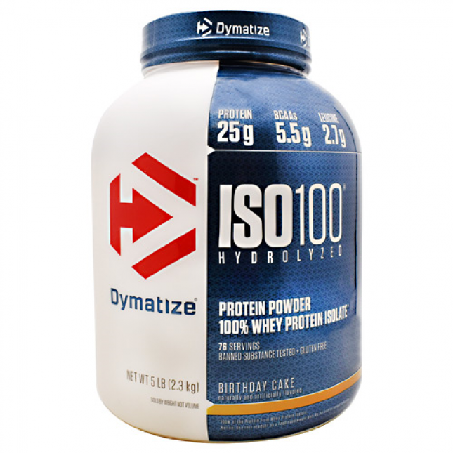 Dymatize Iso 100 San Diego Nutrition Store