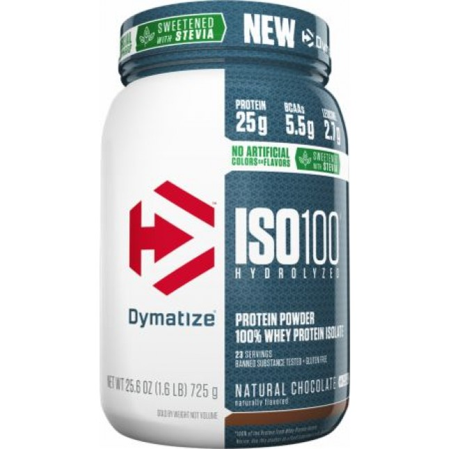 Dymatize Iso-100 Natural 1.6 Lbs.