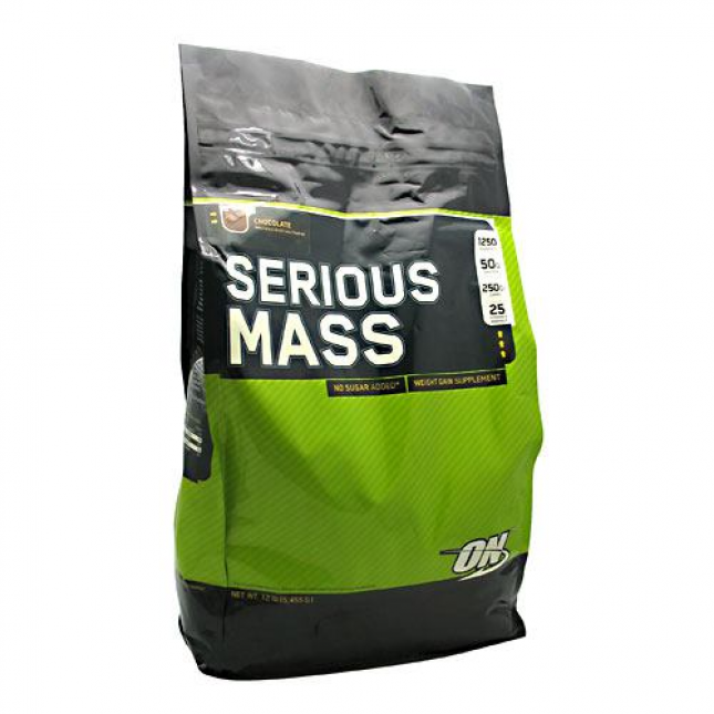 Optimum Nutrition Serious Mass - 12 Lbs.