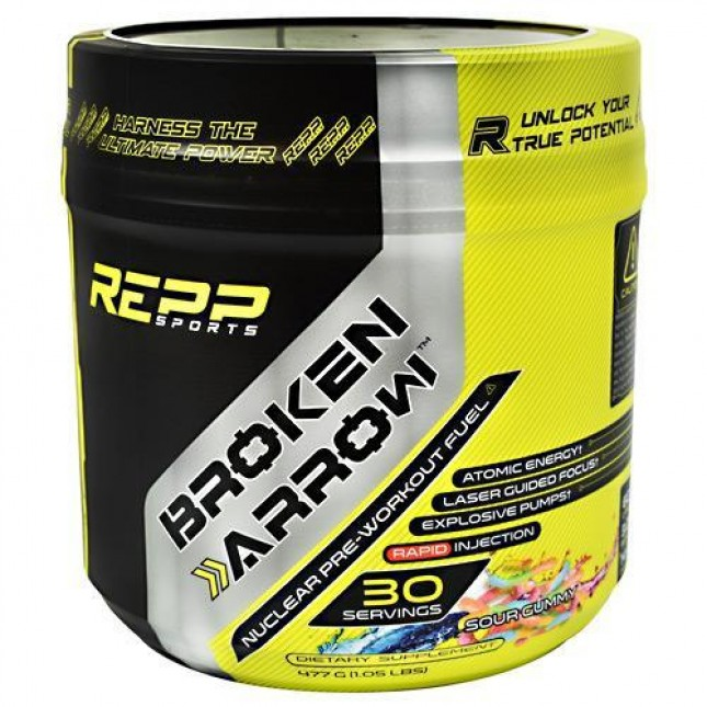 Repp Sports Broken Arrow, 30 Servings