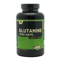Optimum Nutrition Glutamine 1000, 120 Capsules Caps