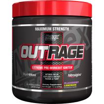 Nutrex Research Outrage, 30 Servings