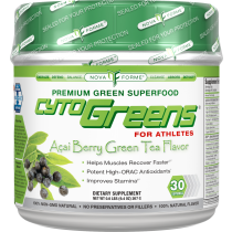 ALLMAX Cytogreens - 30 servings