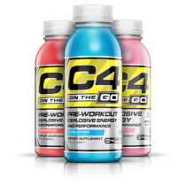 Cellucor C4 RTD, 12 - 10 Fl. Oz. Bottles
