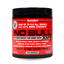 MuscleMeds No Bull XMT, 20 Servings