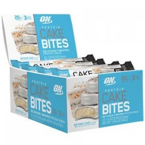 Optimum Nutrition Cake Bites, 12 - 3 Piece Packs