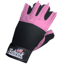 Schiek Sports Model 520P Pink Lifting Gloves