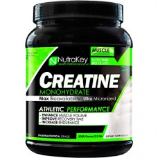 Nutrakey Creatine Monohydrate, 1000g