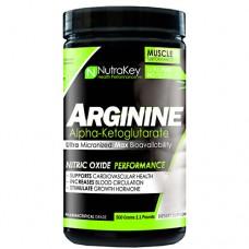Nutrakey Arginine Powder - 500 Grams
