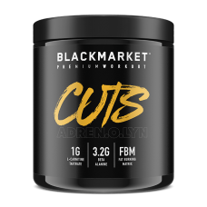 Blackmarket labs - AdreNOlyn CUTS - 30 Servings