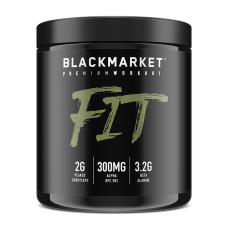 BLACKMARKET LABS- Fit - 30 Servings
