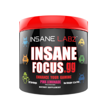 Insane Labz Insane Focus, 30 Servings
