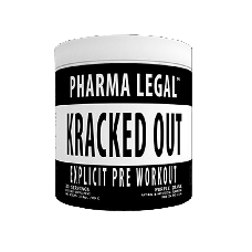 Pharma Legal Kracked Out, 30 Servings