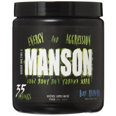 Dark Metal Manson, 35 Servings